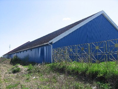 Spatiu industrial/depzit/productie  de vanzare in Odoreu