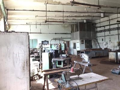 Hala depozitare/productie/atelier mecanic de inchiriat zona Careiului