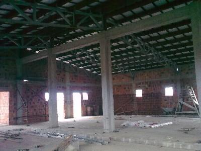 Hala depozitare/productie/industriala de vanzare in Ardud