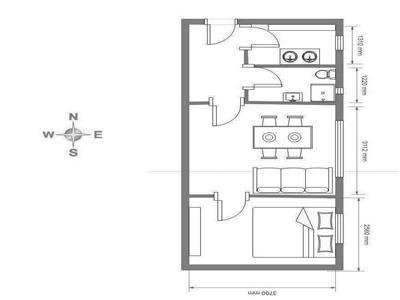 Apartament 2 camere zona Muresului