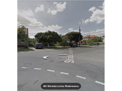 Teren Intravilan de vanzare in Satu Mare - Str. Liviu Rebreanu