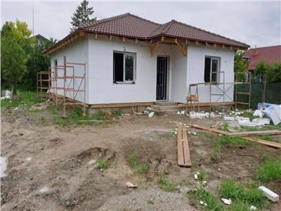 Casa de vanzare constructie noua in Bercu Rosu