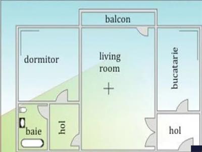 Apartament de vanzare 2 camere Micro 16