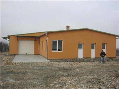 Hala industriala noua de vanzare cu 20 ari de teren intravilan in Viile Satu Mare
