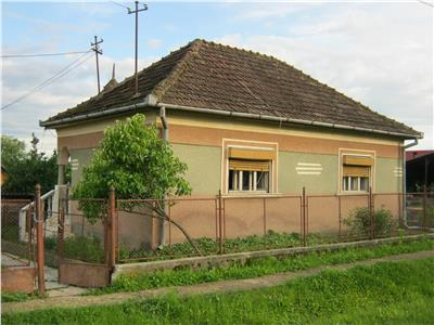 Casa +teren intravilan de vanzare in Viile Satu Mare