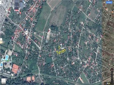 Teren intravilan de vanzare in cartier Bercu Rosu