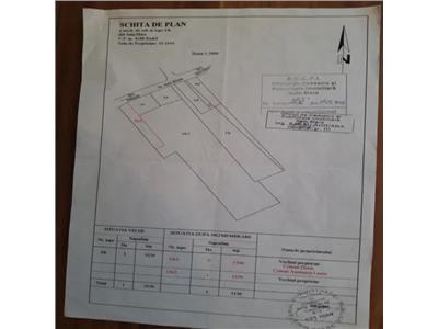 Teren intravilan (loc de casa) de vanzare in Balta Blonda